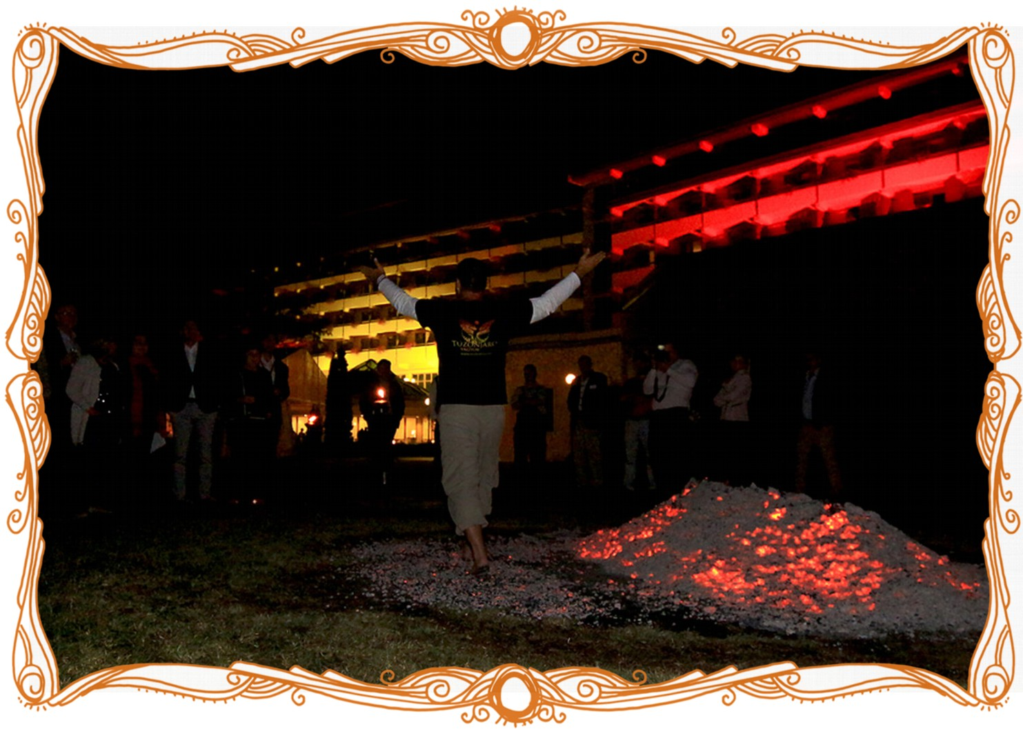 Corporate Firewalking - Business Days Conference